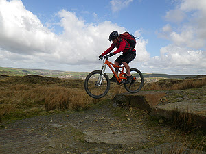 mountain biking link