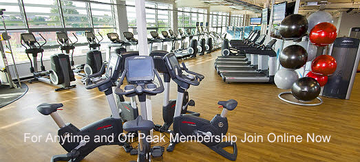 Click here for Anytime and Off Peak Membership Join Online Now