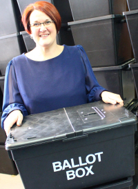 council seek election staff